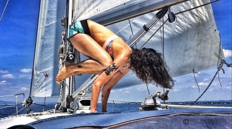SailBoatYoga
