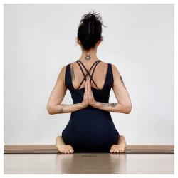 Reverse Namaste